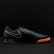 Футзалки Nike TiempoX Legend VII Academy IC AH7244-080 (Оригинал), фото 2