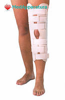 Бандаж (тутор) на коленный сустав (модель 3013), размер 2, черный