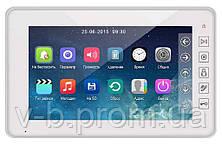 Видеодомофон Qualvision QV-IDS4729 WHITE