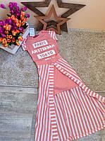 Туника+юбка для девочки 6-10 лет Оптом и в розницу  Турция  Nice thing
