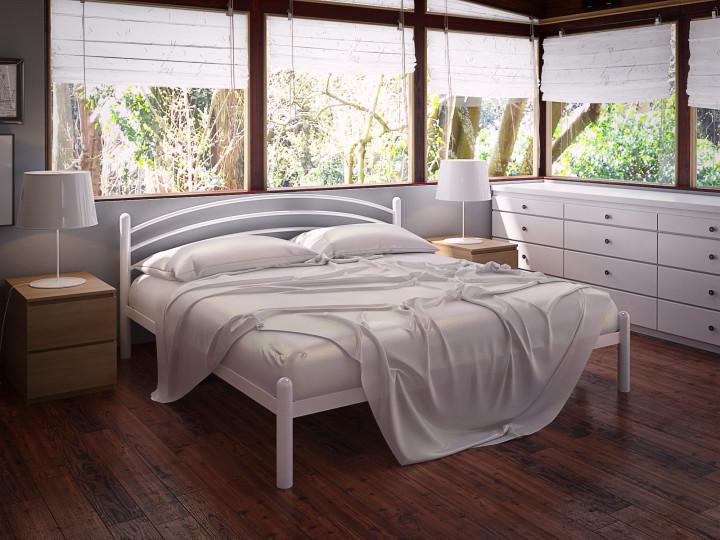 Кровать Маранта Белая 140*200 (Tenero TM)