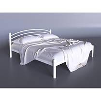 Кровать Маранта Белая 140*200 (Tenero TM), фото 2