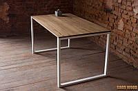 Стол Loft L-20, 1600*900, ясень или дуб, мебель лофт