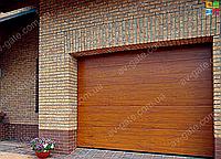 Гаражные ворота TREND L-гофр Alutech