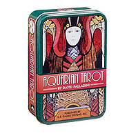 Aquarian Tarot | Таро Аквариан (в жестяной коробке), фото 1