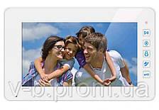 Видеодомофон Qualvision QV-IDS4739 WHITE
