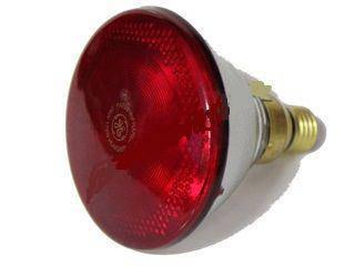Инфракрасная лампа PAR38 230V, 100W E27/5000h, HELIOS (Польша), фото 2