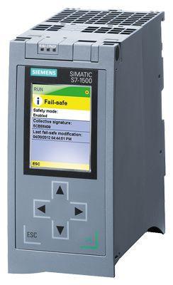 Центральный процессор CPU 1515F-2 PN Siemens SIMATIC S7-1500, 6ES7515-2FM01-0AB0