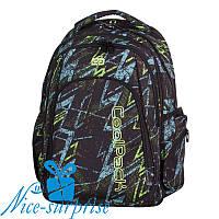 Подростковый рюкзак с ортопедической спинкой CoolPack Maxi 73639CP