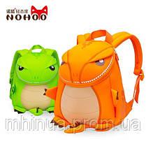 Детский рюкзак Nohoo Tyrannosaurus Style Тиранозавр Рекс (NH029 Green), фото 3
