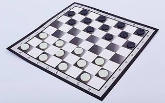 Набор шашки + поле для игры