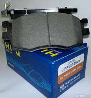 Колодки тормозные передние HYUNDAI  Accent 05-, i20 08-