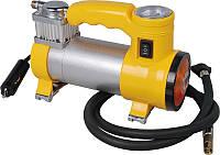 Миникомпрессор автомобильный с фонариком, 12В,10бар,35л/мин. Качественный и не дорогой инструмент с доставкой.