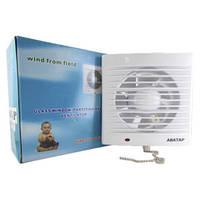 Вентилятор вытяжной с выключателем -цепочка D 100 Аватар ST 842-1