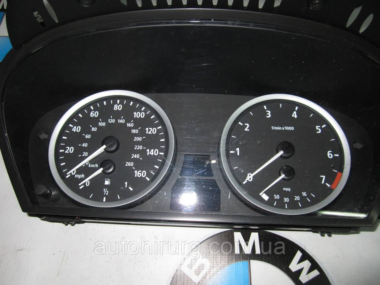 Щиток приборов BMW e60/e61, фото 1
