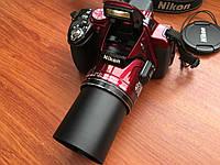 Фотоапарат Nikon Coolpix P520 Red, фото 1