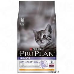 Pro Plan Kitten корм для котят на основе мяса курицы 1.5кг