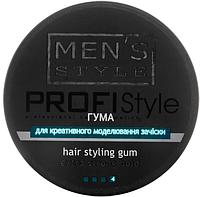 Резина ProfiStyle для креативного моделирования прически MEN'S STYLE 80 г