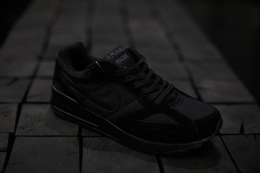 Кроссовки мужские Nike.Черные
