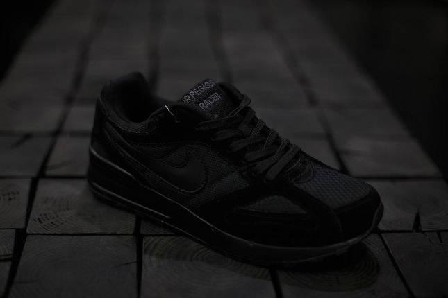 Кроссовки мужские Nike.Черные, фото 2
