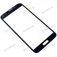 Стекло сенсорного экрана для Samsung G900H, G900F, Galaxy S5 серое