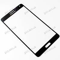 Стекло сенсорного экрана для Samsung A700, A700F, A700H, A700X, A700YD Galaxy A7 черное