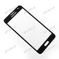 Стекло сенсорного экрана для Samsung A300F Galaxy A3, A300FU Galaxy A3, A300H Galaxy A3 черное