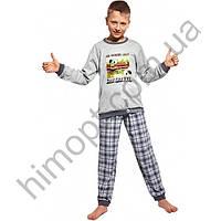 Детская пижама для мальчиков Burger Cornette