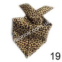 Слюнявчик, арафатка, шарф, бандана Bape леопардовая