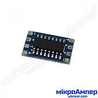 Міні-перетворювач RS232 TTL