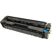 Картридж HP 201A Cyan (CF401A) для принтера Color LJ Pro M277dw, M277n, M252dw, M274n, M252n совместимый