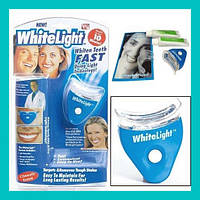Отбеливатель для зубов White Light Tooth!Лучший подарок