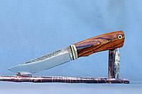 """Нож ручной работы """"Дикий2"""" из порошковой стали Ди-90, длина 275 мм"""