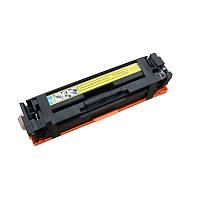 Картридж HP 201A Yellow CF402A для принтера Color LJ Pro M277dw, M277n, M252dw, M274n, M252n совместимый