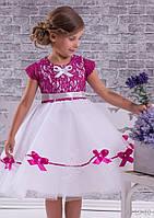 """Детское платье """"Бант"""", фото 1"""