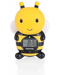Цифровой термометр для воды и воздуха Miniland Baby Thermo Bath