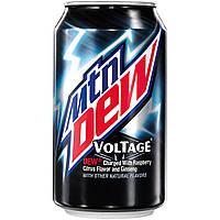 Газировка Mountain Dew Voltage 355ml