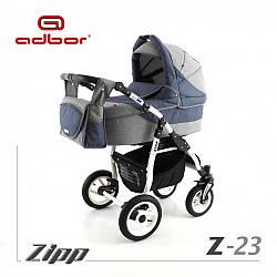 Детская коляска Adbor Zipp 2 в 1