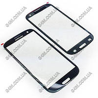 Стекло сенсорного экрана для Samsung i9300 Galaxy S3, I9305 Galaxy S3 черное