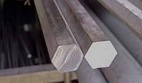 Шестигранник стальной 65мм Сталь 35