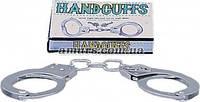 Наручники Large Metal Handcuffs with Keys