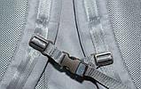 Мужской черный рюкзак для ноутбука Bagland Zooty 24 л, фото 5