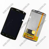 Дисплей HTC T8282 Touch HD с тачскрином (Оригинал)