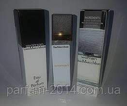 Женский мини парфюм жан марко вентури Gian Marco Venturi Woman 40 мл (лиц) аромат духи запах пробник тестер