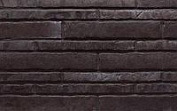 Клинкерная плитка Stroeher цвет 359 kohleglanz, серия ZEITLOS