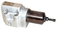 Гидроклапаны давления с обратным клапаном  Г66-34М, ПГ66-34М