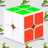 Кубик Рубика 2х2х2 QIYI белый, фото 1