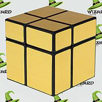 Кубик Рубика 2х2х2 Зеркальный (золото), фото 1