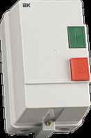 Контактор КМИ22560 25А IP54 с индикатором Ue=400В/АС3 IEK, фото 1
