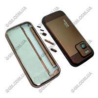 Корпус Nokia N97 mini гранатовый, High Copy
